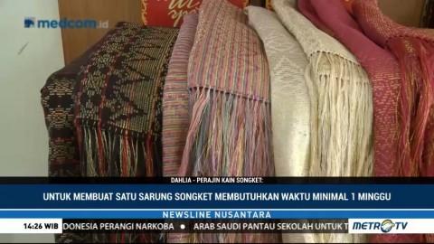 Jaga Songket Aceh Agar Tak Mati di Bumi Pertiwi