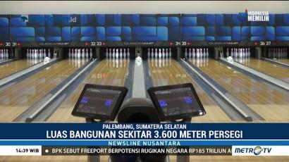 Melihat Venue Bowling Jakabaring yang Diklaim Terbaik di Asia