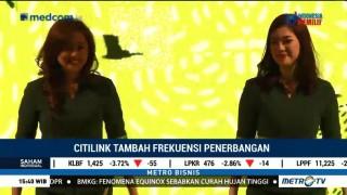 Citilink Tambah Frekuensi Penerbangan untuk Mudik 2018