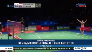 Indonesia Raih Juara Terbanyak di World Tour Series 2018