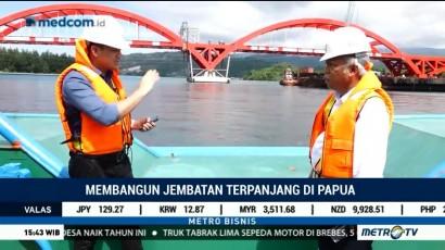 Membangun Jembatan Terpanjang di Papua (1)