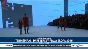 Jersey Baru Timnas Portugal untuk Piala Dunia 2018