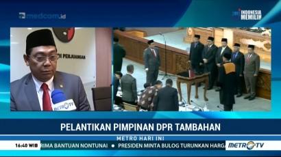 Jadi Wakil Ketua DPR, Ini Target Utama Utut Adianto