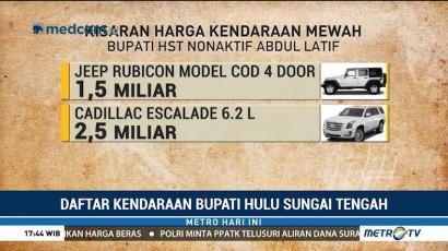 Harga 16 Kendaraan Mewah Milik Bupati Hulu Sungai Tengah