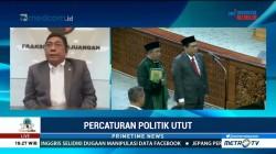 Utut Janji akan Buat Tensi Politik di DPR Lebih Landai