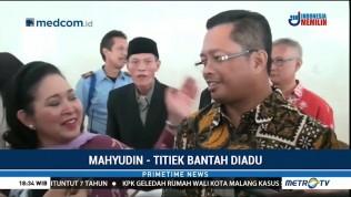 Mahyudin dan Titiek Soeharto Bantah Diadu Partai Golkar