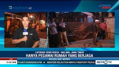 Ulama Datangi Rumah Wali Kota Malang Setelah Digeledah KPK
