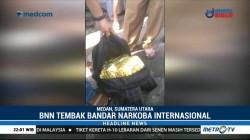 BNN Tangkap Dua Bandar Narkoba di Medan