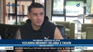 Esteban Vizcarra Resmi Jadi Warga Negara Indonesia