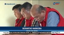 Mantan Kasat Narkoba Polres Bintan Divonis 10 Tahun Penjara