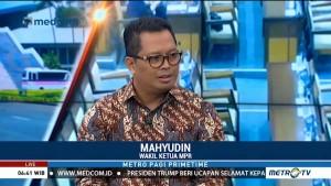Mahyudin Bantah Membangkang soal Pergantian Pimpinan MPR