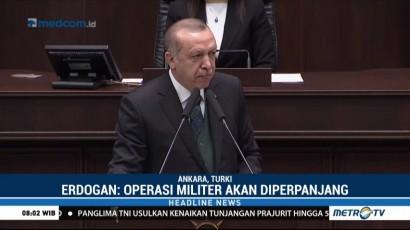 Erdogan Minta AS Kerja Sama dengan NATO