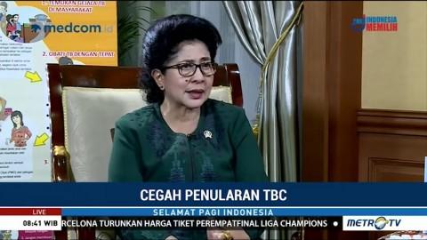 Upaya Cegah Penularan TBC (2)