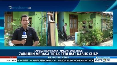 Rumah Wakil Ketua DPRD Malang Digeledah KPK