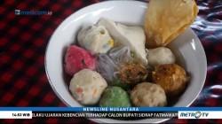 Unik, Ada Bakso Sehat Warna-warni di Bali