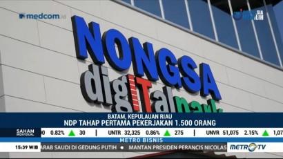 Menlu Indonesia dan Singapura Resmikan Nongsa Digital Park di Batam