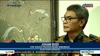 Johan Budi: Tim Penjaring Cawapres Jokowi Tidak Bersifat Formal