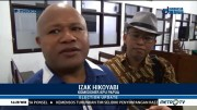 Cagub Papua Wempi Wetipo Diduga Pakai Ijazah Palsu