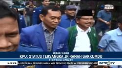 KPU Sumut: Status Tersangka JR Saragih Tak Pengaruhi Proses Pilkada
