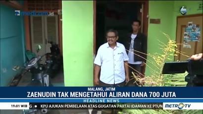 Wakil Ketua DPRD Malang Bantah Terlibat Korupsi APBD
