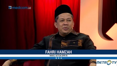 Jika Fahri Hamzah Jadi Wakil Jokowi
