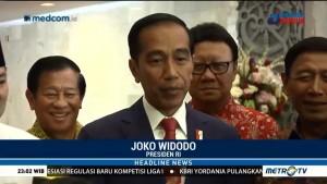 Prabowo Sebut Indonesia Terancam Bubar, Ini Kata Jokowi