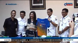 Sandiaga Uno Dukung Gelaran Metro TV Heritage Run