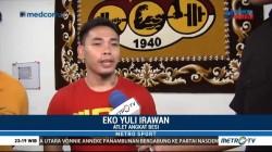 Eko Yuli Irawan Bidik Emas Usai Angkat Besi 62 Kg Ditandingkan di Asian Games