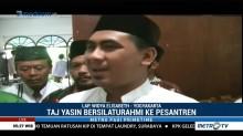 Taj Yasin Silaturahmi ke Pesantren, Sudirman Said Kunjungi