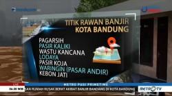 Data dan Fakta Banjir di Bandung