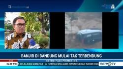 Banjir di Bandung Mulai Tak Terbendung (1)
