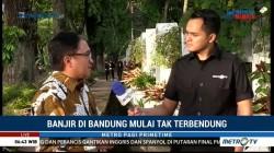 Banjir di Bandung Mulai Tak Terbendung (2)