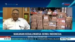 BPOM Kerja Sama dengan Kepolisian Awasi Peredaran Makanan Kedaluwarsa