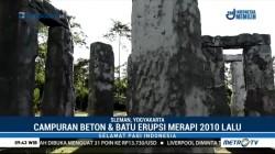 Tak Perlu ke Inggris, Stonehenge Juga Ada di Yogyakarta