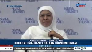 Khofifah Janjikan Peningkatan Perekonomian Masyarakat Jatim