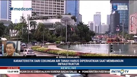 Lampu Kuning Air Tanah Ibu Kota