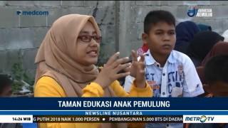 Mahasiswa Aceh Bangun Taman Edukasi Anak Pemulung