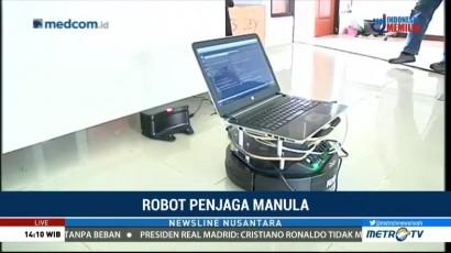 Mahasiswa ITS Ciptakan Robot Penjaga Manula