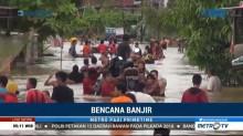 Dua Kecamatan di Samarinda Terendam Banjir