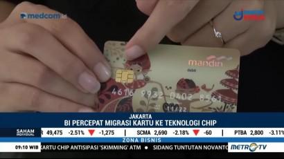 BI Serukan Percepatan Migrasi Kartu ke Teknologi Chip