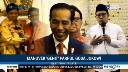 Manuver <i>Genit</i> Parpol Pendukung Jokowi