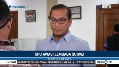 KPU Ingatkan Lembaga Survey Harus Transparan