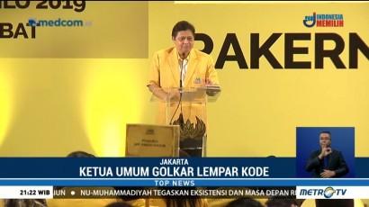 Manuver 'Genit' Parpol Goda Jokowi