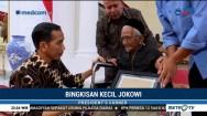 Bingkisan Kecil dari Jokowi