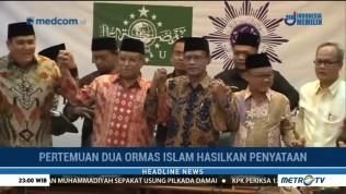 PP Muhammadiyah Silaturahmi ke Kantor PBNU