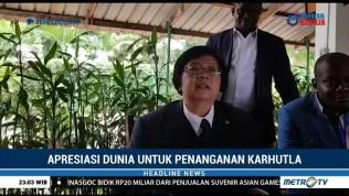 Dunia Apresiasi Langkah Indonesia Atasi Karhutla