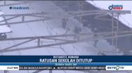Badai Salju Landa Wilayah Timur Eropa