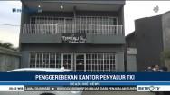 Bareskrim Polri Gerebek Biro Penyalur TKI di Bekasi