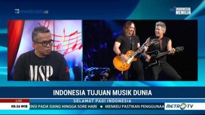 Indonesia Tujuan Musik Dunia (2)