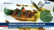 Menikmati Kuliner Bernuansa Jawa Klasik